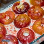 печеные яблоки в духовке рецепт